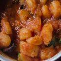 Mediterranean Potato Stew