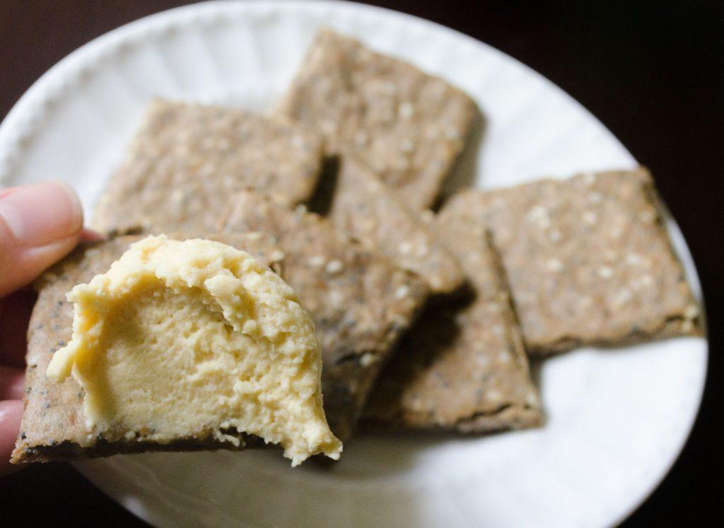 Cashew Pulp Crackers-4