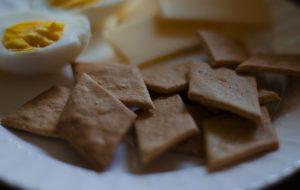 chickpea-crackers