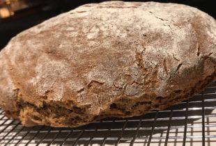 Whole Grain Sourdough Einkorn Bread