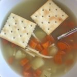 Fast and Easy Chicken Noodle Soup